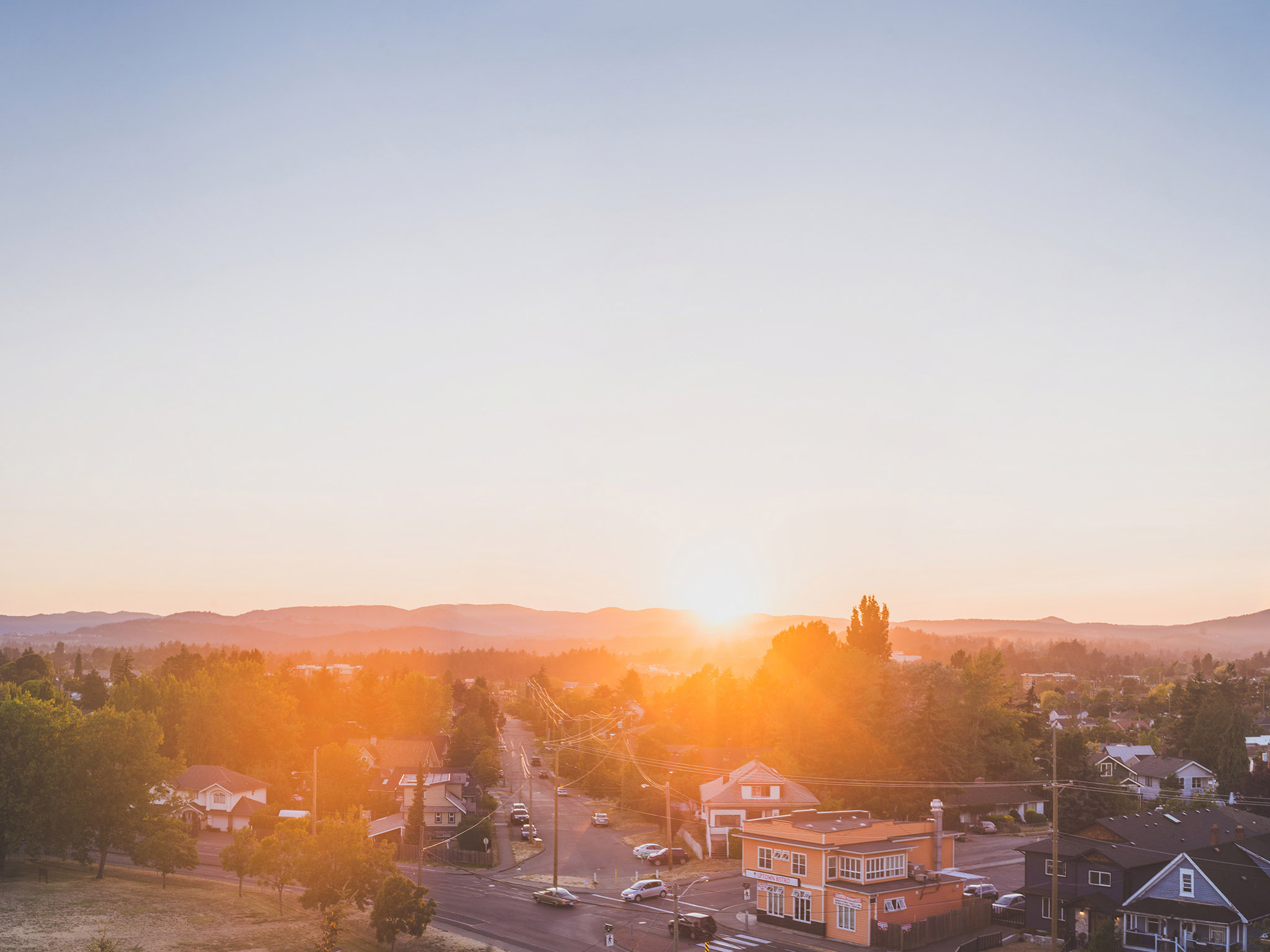 Neighbourhood Views - Northwest