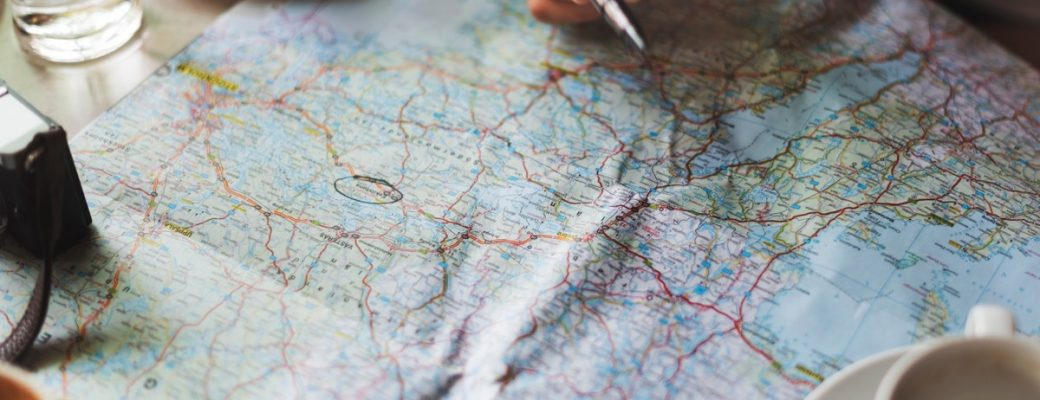 How To Map Out Your Next Trip